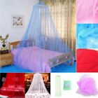 6 Colors Round Lace Curtain Dome Bed Canopy Netting Princess Mosquito Net Tools