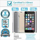 Apple iPhone 6 Plus A1524 4G 16GB 64GB 128GB EXCELLENT 6 Month Warranty Unlocked