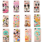 Disney Cartoon Movie Character Fun Art Shockproof Case Cover For iPhone 7 7 Plus