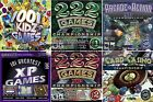 GAME COMPILATIONS Collections PC Windows XP Vista 7 8 10 NEW Sealed