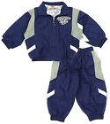 NHL Infant Nashville Predators Windbreaker Set, Navy & Grey