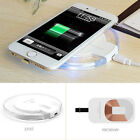 Qi Wireless Charger Charging Pad Mat+Receiver Set Kit For iPhone 5/5S/6/6Plus