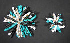 "3"" or 5"" BlackWhiteJade Jacksonville Jaguars Korker Hair Bow (Handmade) $4.0 USD on eBay"