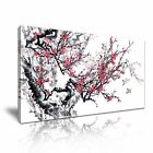 CHINESE ART Plum Blossom Canvas Framed Printed Wall Deco  ~ More Size