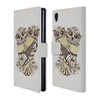 OFFICIAL CAT COQUILLETTE BIRDS LEATHER BOOK WALLET CASE COVER FOR SONY PHONES 1