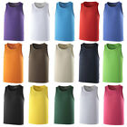 New AWDis Just Cool Mens Sports Breathable Training Vest in 15 Colours S - XXL