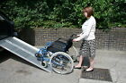 Portable Folding Ramp for Wheelchairs or Scooters 6ft Long