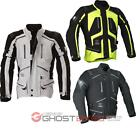 Richa Touring C Change Motorcycle Jacket CE Armour Textile Waterproof Breathable