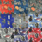 "Star Wars The Force Awakens Movie Kids Novelty Fabric Cotton Childrens 55"" Wide £9.95 GBP"