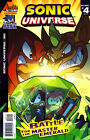 SONIC UNIVERSE #90 New Bagged