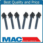 Ignition Coil Forecast (6) 50064 Fits For 99-05 300 300M 04-06 Pacifica 3.5L