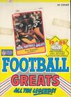 1989 Swell Football Greats - Pick A Player $1.0 USD on eBay