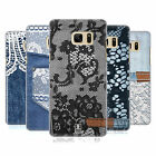 HEAD CASE DESIGNS JEANS AND LACES HARD BACK CASE FOR SAMSUNG GALAXY NOTE7