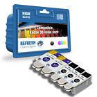 REFRESH CARTRIDGES 30B/30C BLACK & TRI COLOUR - 5 INK PACK COMPATIBLE WITH K