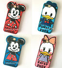 Cute Disney Minnie Mickey daisy silicone Soft case Cover for iPhone 7 6 6S Plus