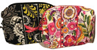 VERA BRADLEY MEDIUM COSMETIC BAG MAKEUP CHOOSE BAROQUE CLEMENTINE PINK SWIRLS