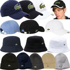 MENS LACOSTE HATS & WOOLY HATS - ADJUSTABLE STRAP BASEBALL CAPS & BEANIE HATS