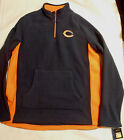 NFL Team Apparel Chicago Bears L 14-16 or XL 18 Youth Pull Over Fleece Shirt NWT