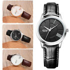 EYKI Fashion Luxury  Womens Quartz  Wristwatches Leather Casual Analog Watches