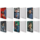 OFFICIAL STAR TREK SPOCK LEATHER BOOK WALLET CASE COVER FOR APPLE iPAD