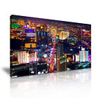 LAS VEGAS VALLEY USA Skyline Canvas Framed Print ~ More Size