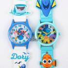DISNEY FINDING DORY 3D GRAPH SOFT BAND CHILD  WATCH FD-3K2417P