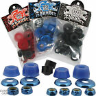 "THUNDER ""Rebuild Kit"" Skateboard Bushings Nuts Washers Pivots 90a 95a or 100a"