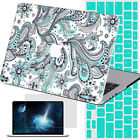 "Boho Pretty Painted Rubberized Hard Case Cover For Macbook Pro Air 11"" 12 13"" 15"