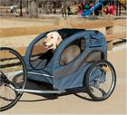 Solvit HoundAbout II Pet Bicycle Trailer. Delivery is Free