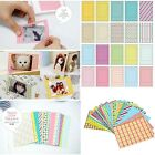 20pcs Polaroid Films Photo Stickers For FujiFilm Instax Instant 8 25 50S