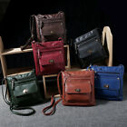 Fashion Womens Leather Satchel Cross Body Purses Shoulder Messenger Bag Handbags