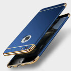 Luxury thin Electroplate Hard Back Case Cover for iPhone X 6 6S 7 Plus New
