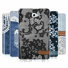 HEAD CASE DESIGNS JEANS AND LACES BACK CASE FOR SAMSUNG GALAXY TAB A 9.7 2016