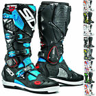 Sidi Crossfire 2 SRS Motocross Boots Dirt Bike Moto-X Quad Cross Off Road Enduro