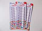 NAPPY PINS SAFETY PINS DIAPER PINS by Beautiful Beginnings, choose 12, 24, 36