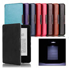 FOLIO ULTRA THIN PU LEATHER CASE COVER FOR KINDLE WITH TOUCH (7th Gen. 2014-15)