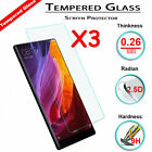 Newest Premium Real Tempered Glass Smart Phone Screen Film Guard For Xiaomi Mix