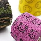 Kinesiology Waterproof Bandage Wraps Elastic Adhesive First Aid Tape Stretch f