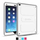 For Apple iPad 2/3/4 Rugged Hybrid Shockproof Full Protective Cover Case