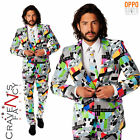 Opposuit Testival Original Suit Mens Fancy Dress Outfit Stag Do Party Oppo New