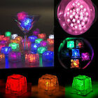 LED Party Lights Ice Cubes Glowing Blinking Flashing Novelty Party Decoration