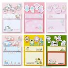 JAPAN SANRIO HELLO KITTY CINNAMOROLL GIDETAMA SNOOPY MEMO PAD N TIMES POSTED