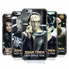 OFFICIAL STAR TREK ICONIC ALIENS DS9 HARD BACK CASE FOR APPLE iPHONE PHONES