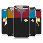 OFFICIAL STAR TREK UNIFORMS AND BADGES DS9 BACK CASE FOR APPLE iPOD TOUCH MP3