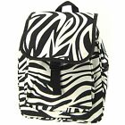 "NEW Womens 13"" inch Print School Travel Backpack"