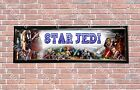 Personalized Customized Star Wars Name Banner Wall Decor Poster with Frame $35.0 USD on eBay
