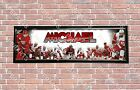 Personalized Customized Detroit Red Wings Name Poster Sport Banner with Frame $37.0 USD on eBay