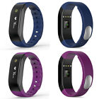 Fashion Gift HW88 Bluetooth Intelligent Heart Rate Test Movement Sport Bracelet