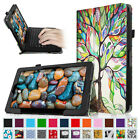 "Folio PU Leather Case Stand Cover for RCA Galileo Pro 11.5"" RCT6513W87DKC Tablet"