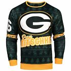 NFL Men's Green Bay Packers Ray Nitschke #66 Retired Player Ugly Sweater